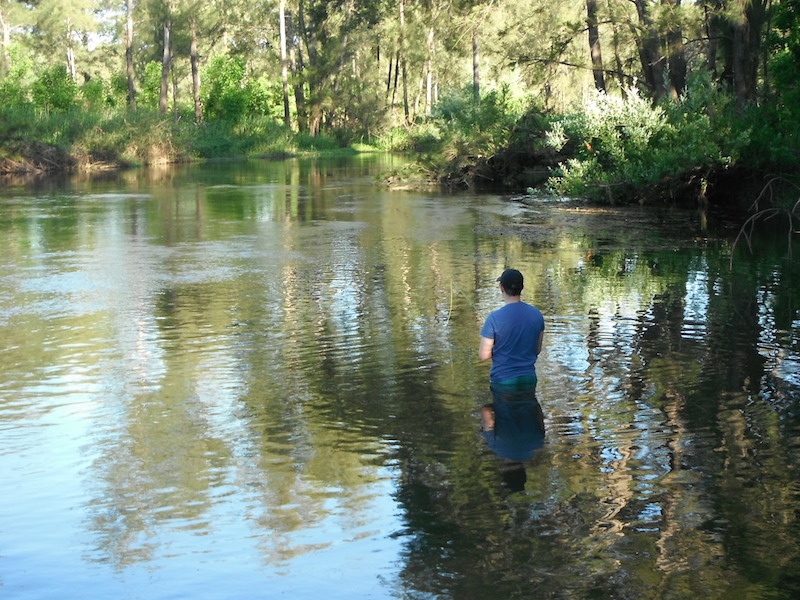 Fly-Fishing-Nepean-River