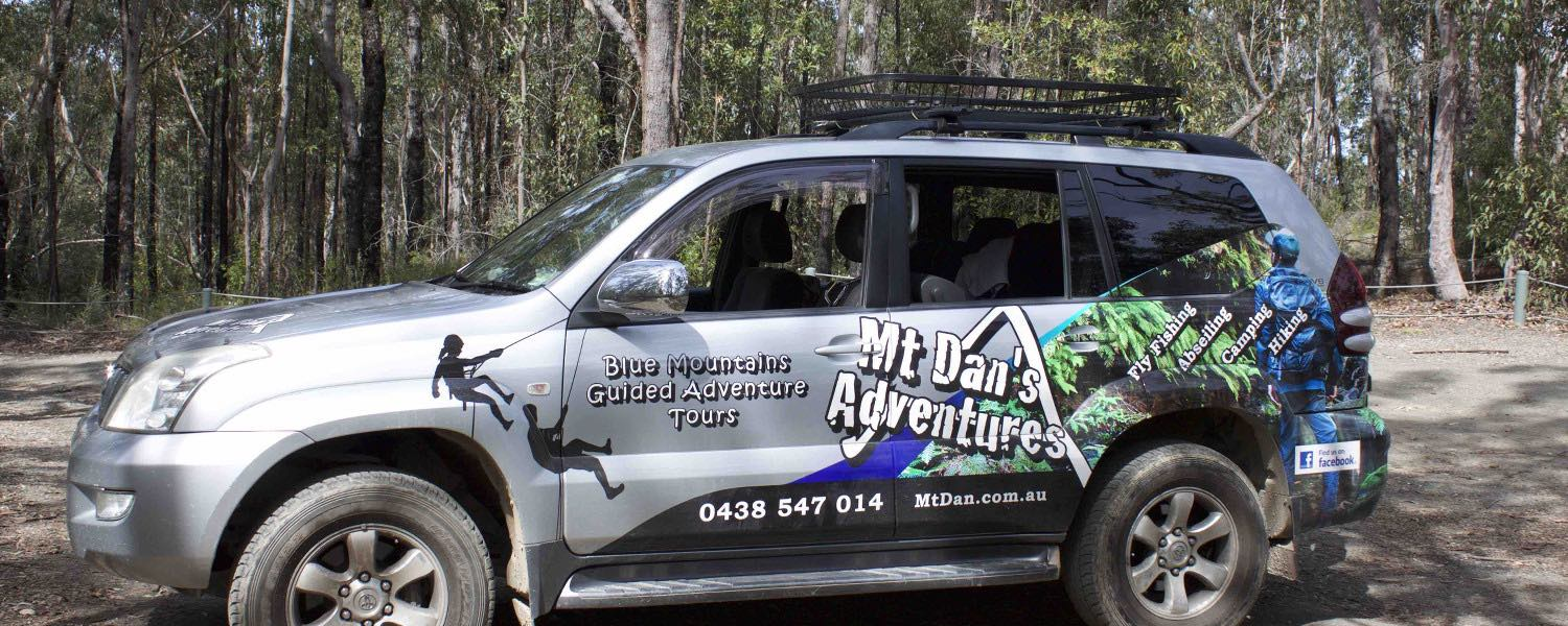 Blue Mountains 4WD Scenic Tours